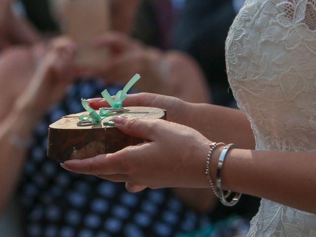 Le mariage de Romain et Mélisande à Restinclières, Hérault 43