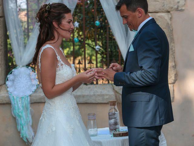 Le mariage de Romain et Mélisande à Restinclières, Hérault 47