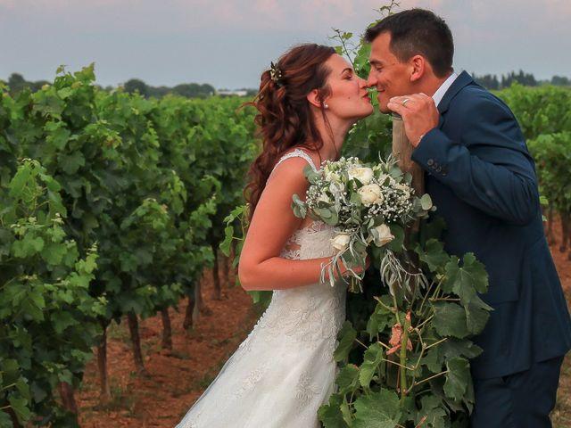 Le mariage de Romain et Mélisande à Restinclières, Hérault 57