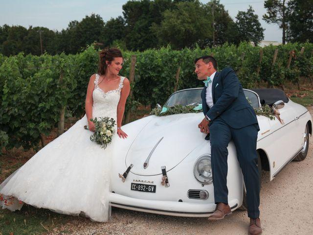Le mariage de Romain et Mélisande à Restinclières, Hérault 60