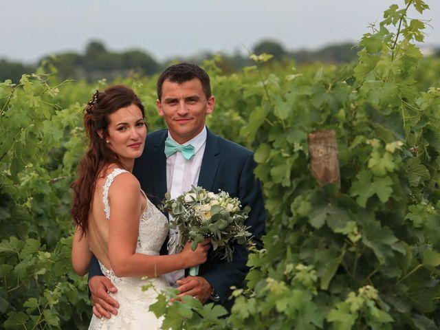 Le mariage de Romain et Mélisande à Restinclières, Hérault 64