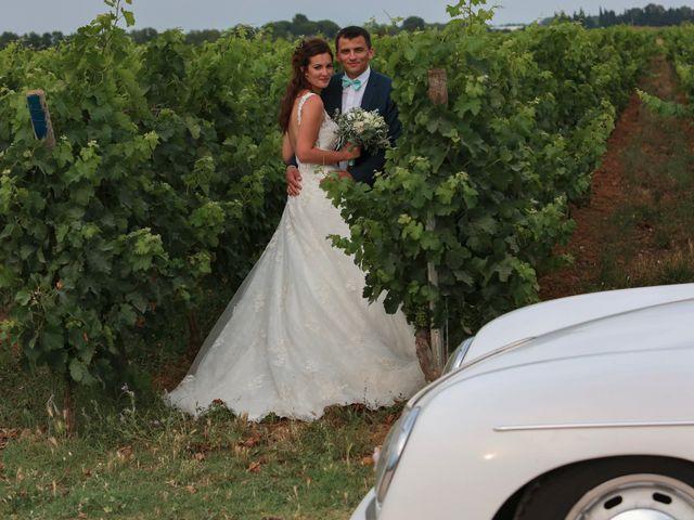 Le mariage de Romain et Mélisande à Restinclières, Hérault 65