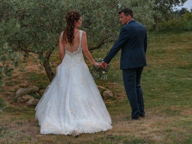 Le mariage de Romain et Mélisande à Restinclières, Hérault 70