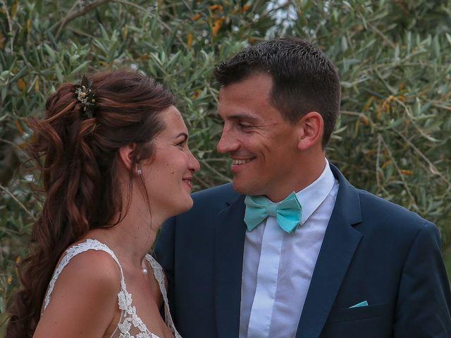 Le mariage de Romain et Mélisande à Restinclières, Hérault 72