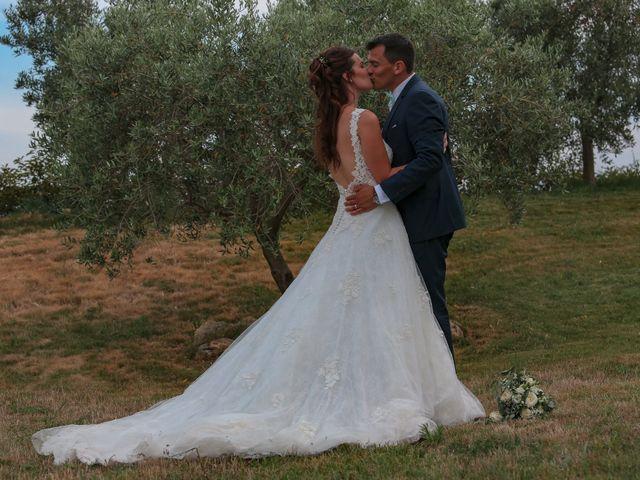 Le mariage de Romain et Mélisande à Restinclières, Hérault 73