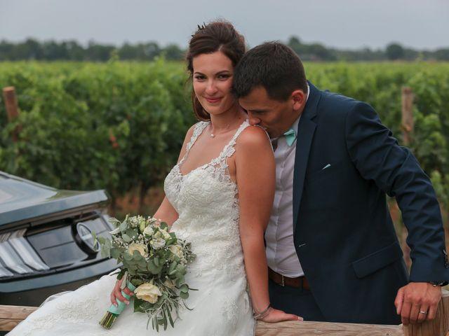 Le mariage de Romain et Mélisande à Restinclières, Hérault 76