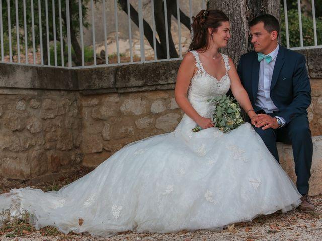 Le mariage de Romain et Mélisande à Restinclières, Hérault 88