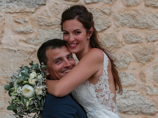 Le mariage de Romain et Mélisande à Restinclières, Hérault 91