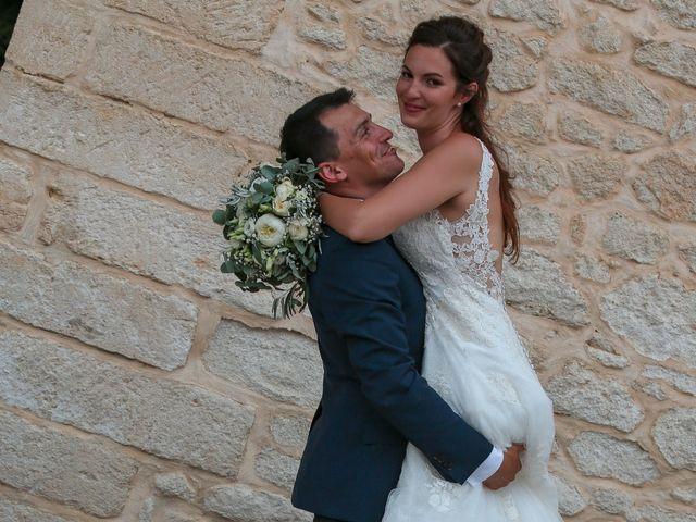 Le mariage de Romain et Mélisande à Restinclières, Hérault 93