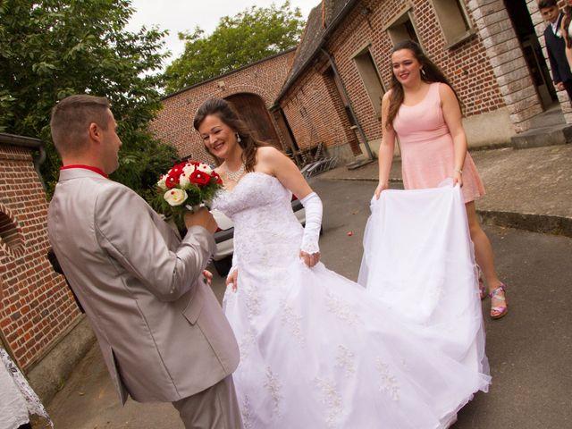 Le mariage de Thomas et Nathalie à Esnes, Nord 26