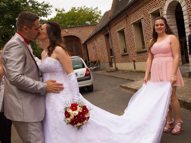 Le mariage de Thomas et Nathalie à Esnes, Nord 27