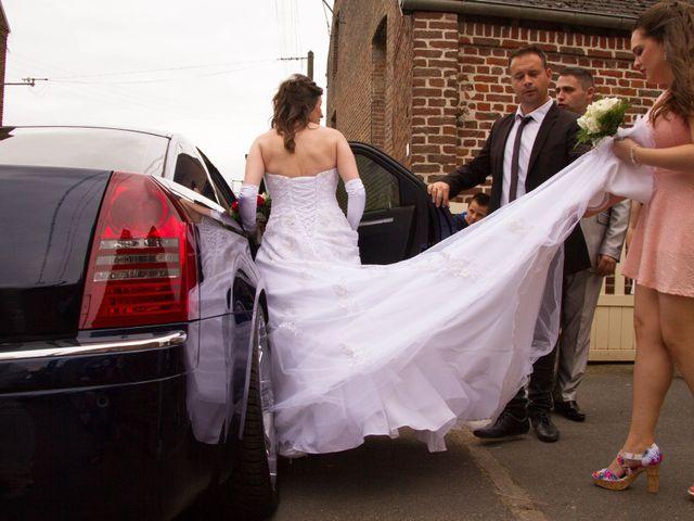 Le mariage de Thomas et Nathalie à Esnes, Nord 28