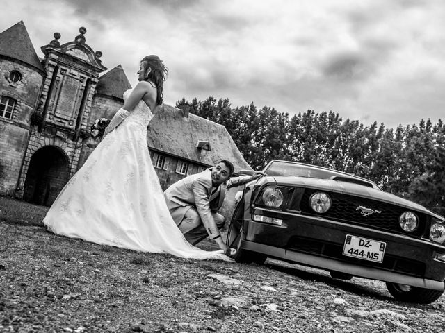 Le mariage de Thomas et Nathalie à Esnes, Nord 1