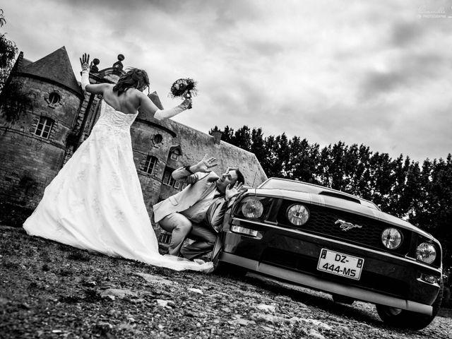 Le mariage de Thomas et Nathalie à Esnes, Nord 2