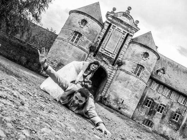 Le mariage de Thomas et Nathalie à Esnes, Nord 36