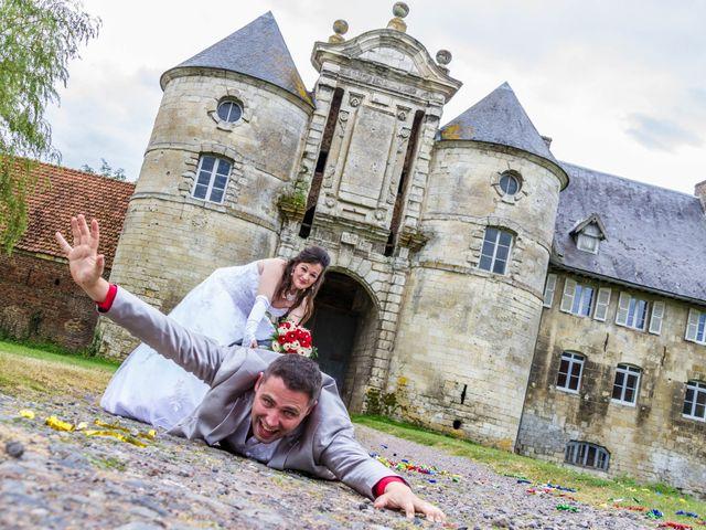 Le mariage de Thomas et Nathalie à Esnes, Nord 37