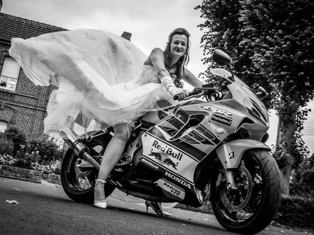 Le mariage de Thomas et Nathalie à Esnes, Nord 50