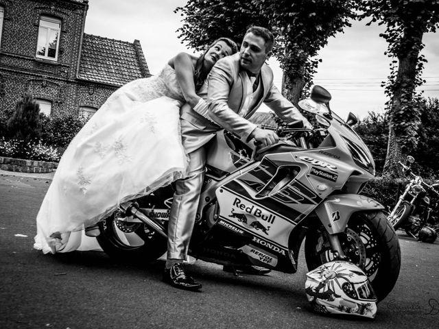 Le mariage de Thomas et Nathalie à Esnes, Nord 52
