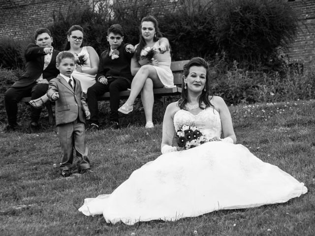 Le mariage de Thomas et Nathalie à Esnes, Nord 55