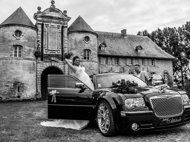 Le mariage de Thomas et Nathalie à Esnes, Nord 59
