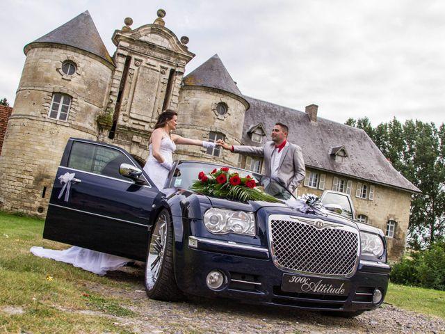 Le mariage de Thomas et Nathalie à Esnes, Nord 60