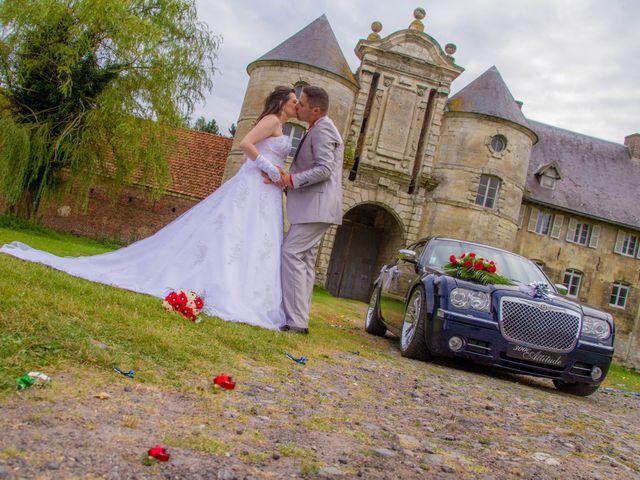 Le mariage de Thomas et Nathalie à Esnes, Nord 61