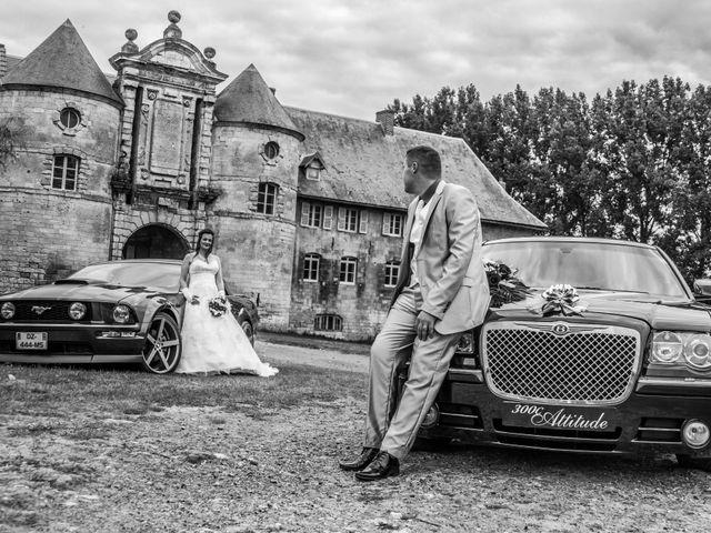 Le mariage de Thomas et Nathalie à Esnes, Nord 62