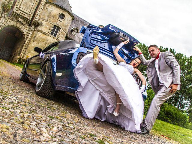 Le mariage de Thomas et Nathalie à Esnes, Nord 63
