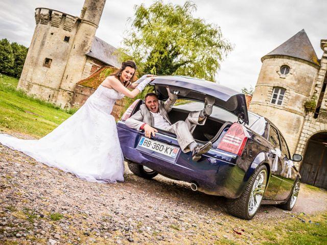 Le mariage de Thomas et Nathalie à Esnes, Nord 64
