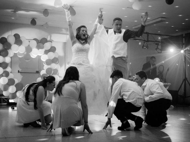 Le mariage de Thomas et Nathalie à Esnes, Nord 67