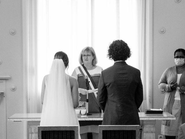 Le mariage de Mehdi et Frédérica à Poissy, Yvelines 7