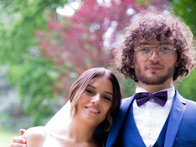 Le mariage de Mehdi et Frédérica à Poissy, Yvelines 10