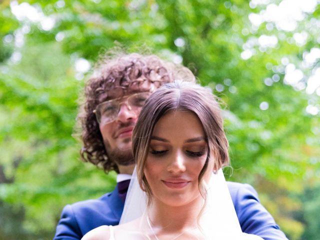Le mariage de Mehdi et Frédérica à Poissy, Yvelines 11