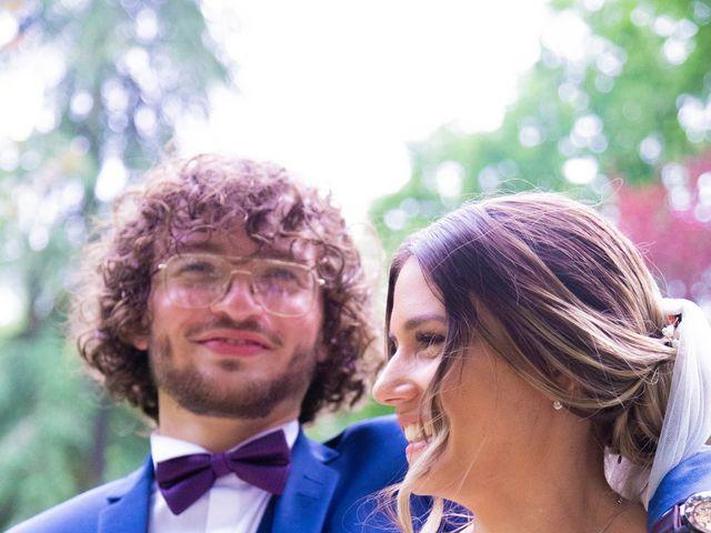 Le mariage de Mehdi et Frédérica à Poissy, Yvelines 12
