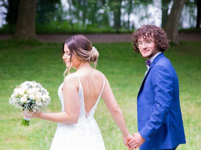 Le mariage de Mehdi et Frédérica à Poissy, Yvelines 17
