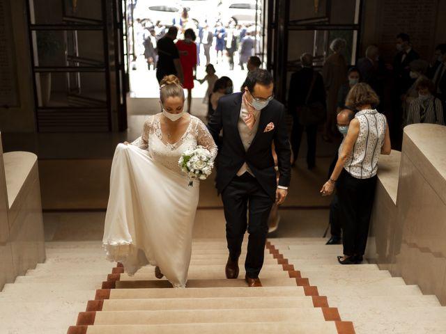 Le mariage de Julien et Camille à Paris, Paris 1