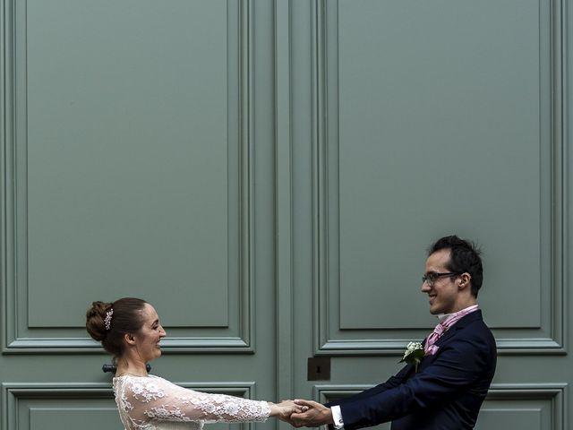 Le mariage de Julien et Camille à Paris, Paris 13