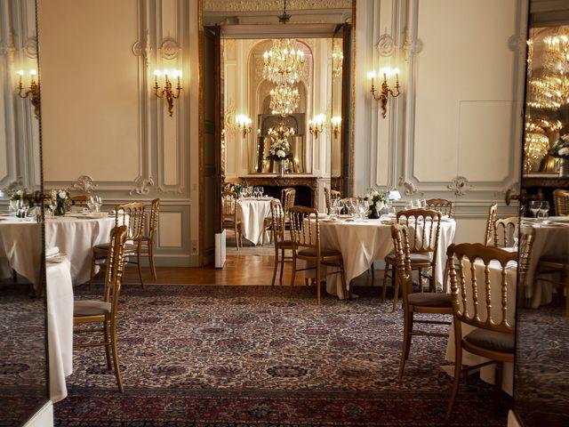 Le mariage de Julien et Camille à Paris, Paris 16