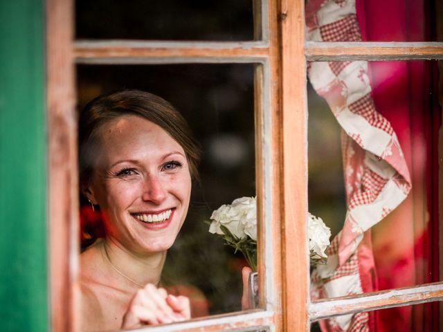 Le mariage de Nicolas et Céline à La Chapelle-d'Abondance, Haute-Savoie 6