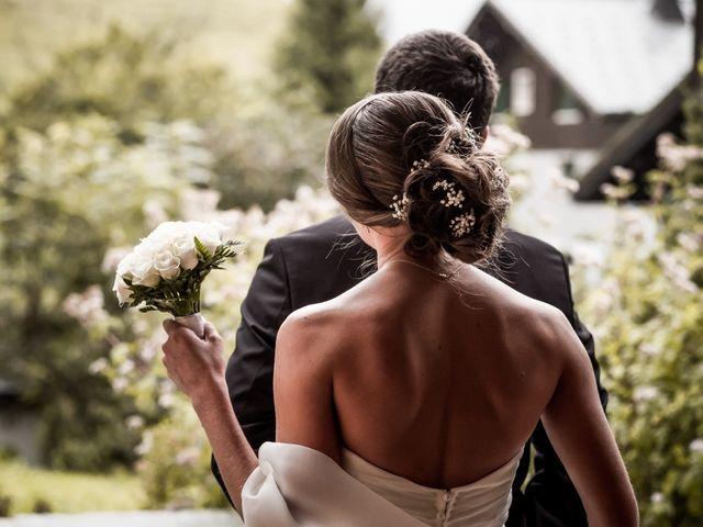 Le mariage de Nicolas et Céline à La Chapelle-d'Abondance, Haute-Savoie 7