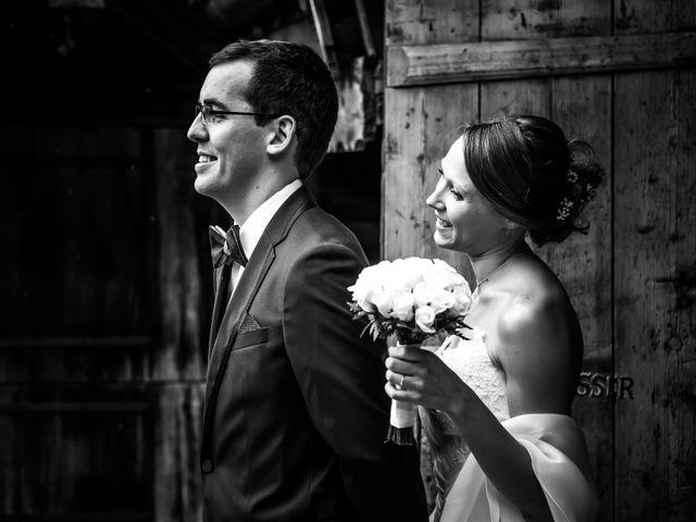 Le mariage de Nicolas et Céline à La Chapelle-d'Abondance, Haute-Savoie 8