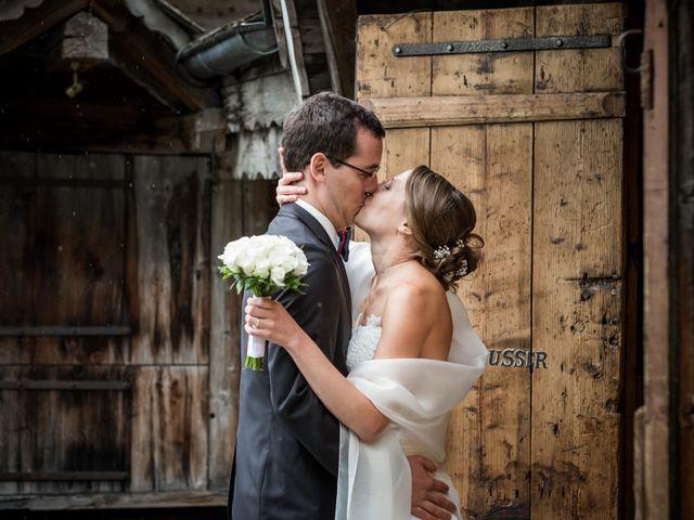 Le mariage de Nicolas et Céline à La Chapelle-d'Abondance, Haute-Savoie 9