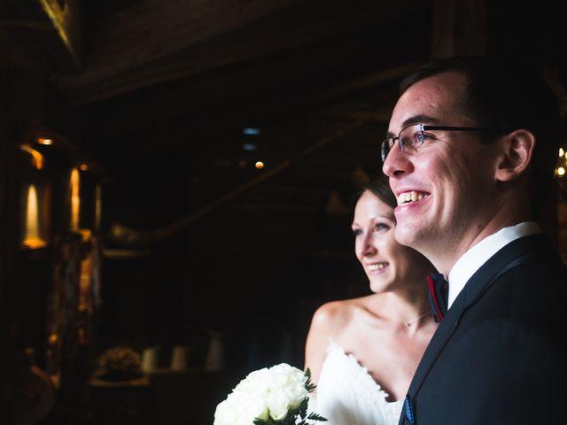 Le mariage de Nicolas et Céline à La Chapelle-d'Abondance, Haute-Savoie 11