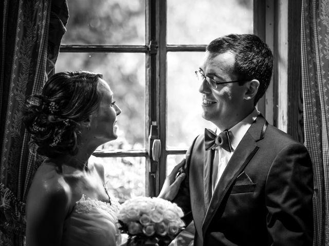 Le mariage de Nicolas et Céline à La Chapelle-d'Abondance, Haute-Savoie 12