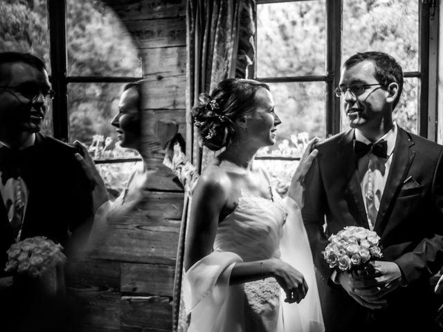 Le mariage de Nicolas et Céline à La Chapelle-d'Abondance, Haute-Savoie 13