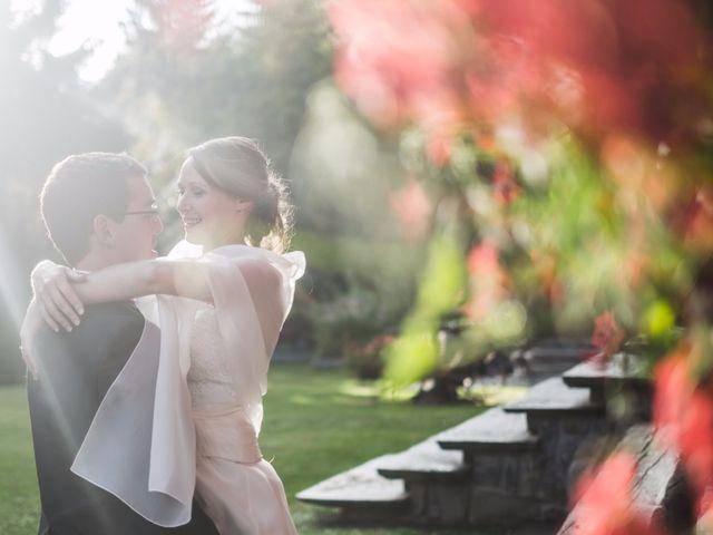 Le mariage de Nicolas et Céline à La Chapelle-d'Abondance, Haute-Savoie 1