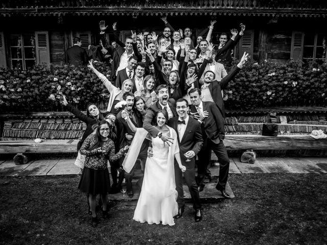 Le mariage de Nicolas et Céline à La Chapelle-d'Abondance, Haute-Savoie 24