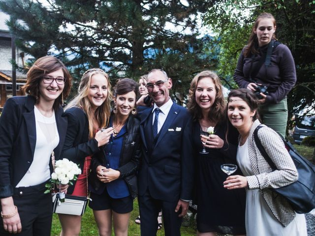 Le mariage de Nicolas et Céline à La Chapelle-d'Abondance, Haute-Savoie 26