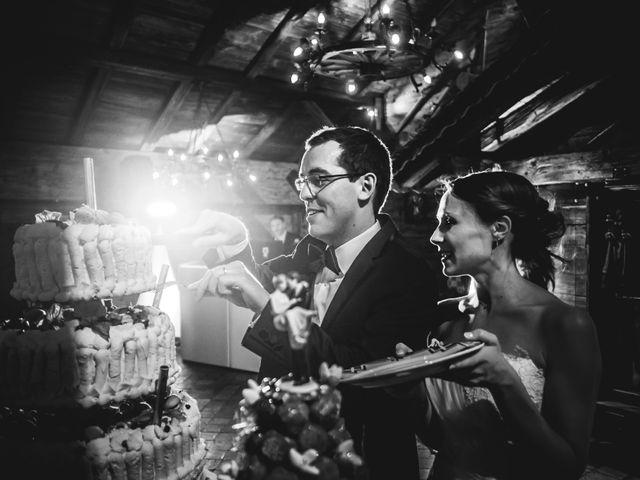 Le mariage de Nicolas et Céline à La Chapelle-d'Abondance, Haute-Savoie 2