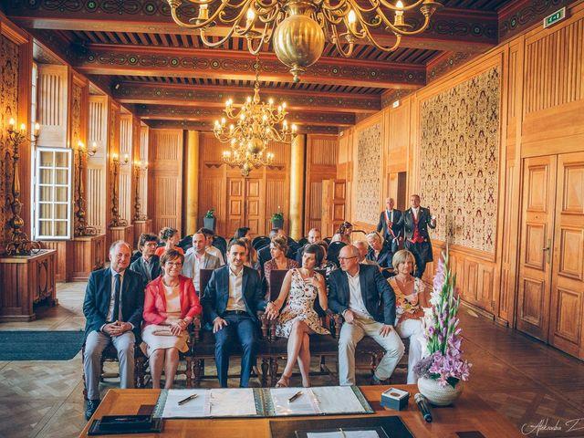 Le mariage de Alban et Camille à Nantes, Loire Atlantique 10